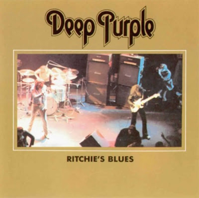 Image result for deep purple ritchie's blues
