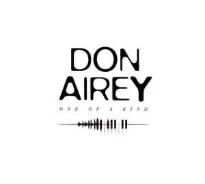 "Album cover of Don Airey's solo album ""One of A Kind""."