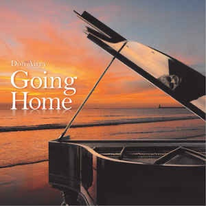 "Album cover of Don Airey's solo album ""Going Home""."